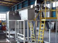 Access Platforms for Waste Water Screening Machines