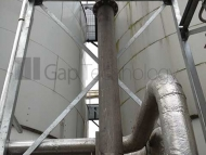 Hoppers, Chutes, Transfer Tanks and Pipe Work for Waste Water Screening Machines