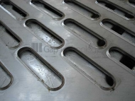 Slot Hole Perforated Metal Screens