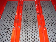 Slot Hole Perforated Industrial Screens
