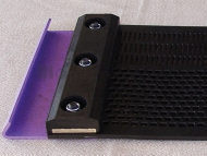 Rubber Cross Tensioning Screen with Standard Fold
