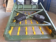 LA Gap Lok Vibrating Dewatering Screens for Recycling, Minerals & Food Industry