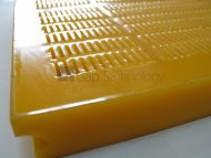 Polyurethane Modular Full Casted Slotted Screen