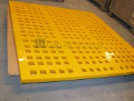 Polyurethane Plan Screen