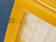 Polyurethane Modular Segments of Thermoplastic Screens