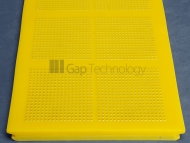 Polyurethane Modular Full Casted Small Mesh Screens