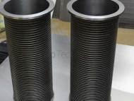 Precision Manufactured Inflow to Outflow Compaction Cylinders / Wedge Wire Water Treatment Clarification