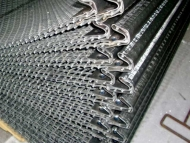 Woven Wire Screen & Harp Screens