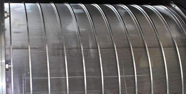 Rotary Drum Screens