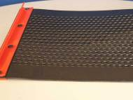 Rubber Lateral Tensioning Screen