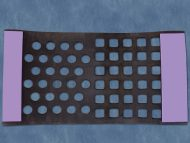 Rubber Length Tensioning Screen