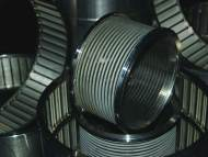 Internal Axial and External Radial Filter Tubes