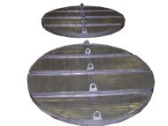 Wedge Wire Support Grids
