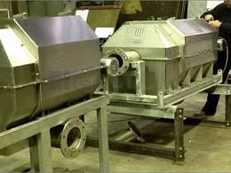 Gaparator IRS Waste Water Screening Machine